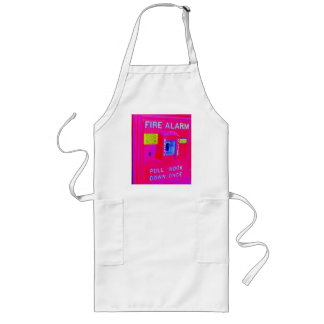 Fire Alarm Pull Box Long Apron