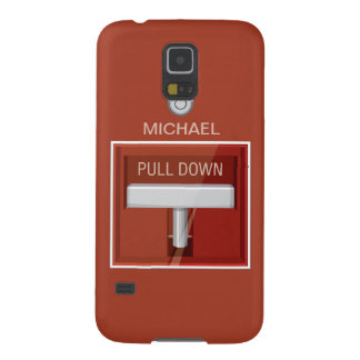 Fire Alarm Station Funny iPhone  Nexus Case Galaxy S5 Case