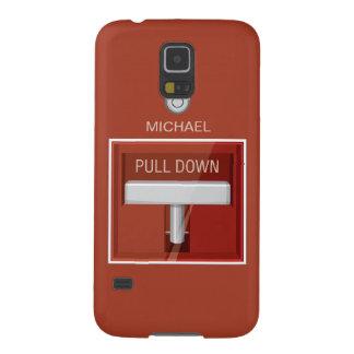 Fire Alarm Station Samsung Galaxy S5 Case