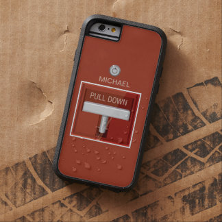 Fire Alarm Station Tough Xtreme iPhone 6 Case