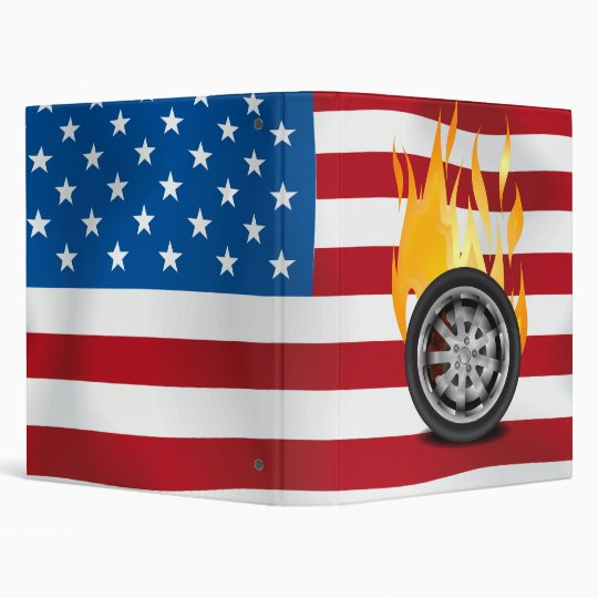 Fire, Alloy - USA Binder