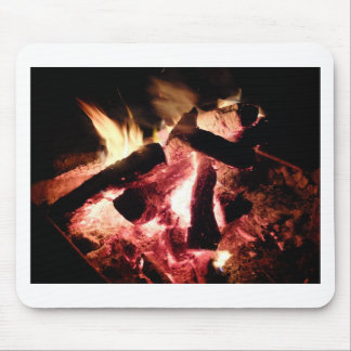 Fire and Embers Mouse Pad