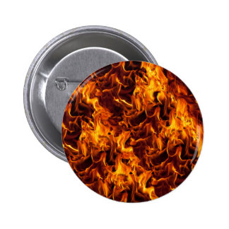 Fire and Flame Pattern Button