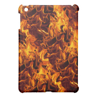 Fire and Flame Pattern Case For The iPad Mini