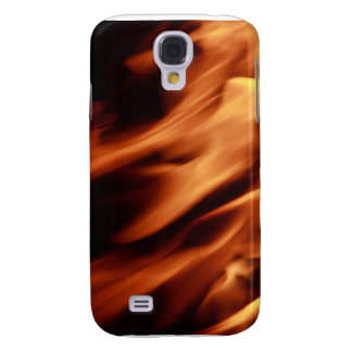 Fire and Flames Samsung Galaxy S4 Cover