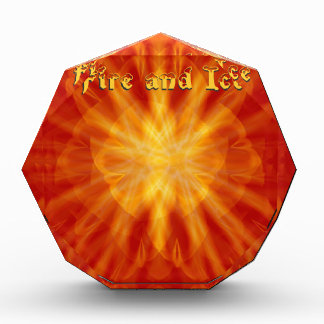 Fire and Ice Fractal Award