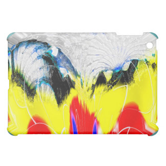 Fire and melting ice case for the iPad mini