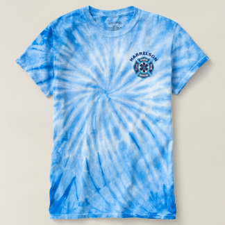 Fire and Rescue Blue T-shirt