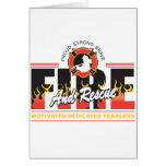 Fire and Rescue Card