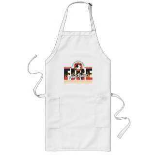 Fire and Rescue Long Apron