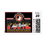 Fire and Rescue Postage Stamps