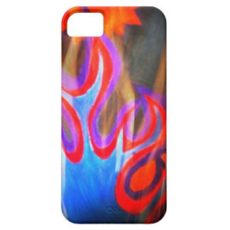 Fire and Sun Collection iPhone SE/5/5s Case