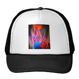 Fire and Sun Collection Trucker Hat