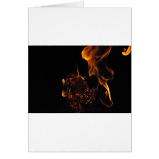 Fire and Water Card