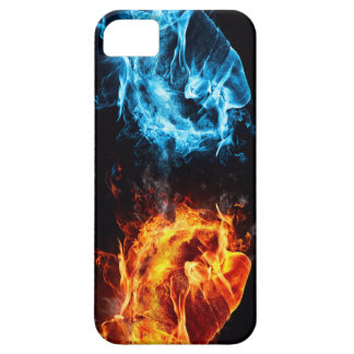 Fire and Water iPhone SE/5/5s Case