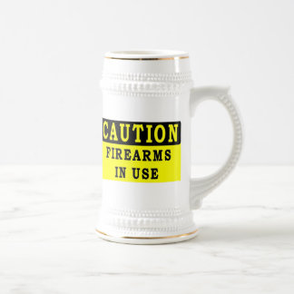 FIRE ARMS IN USE MUG