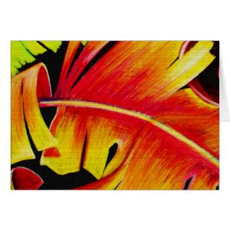 Fire Art 1 Card