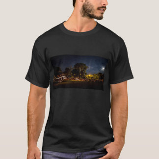 Fire at Night T-Shirt