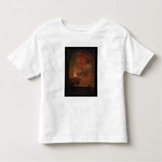 Fire at the Opera of the Palais-Royal Toddler T-shirt