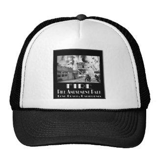 Fire At The Pike Trucker Hat