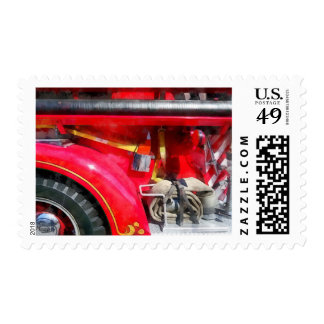 Fire Axe and Hose Postage