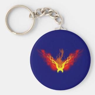 Fire ball fire ball keychain