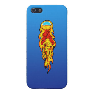 Fire ball pinball iPhone SE/5/5s cover