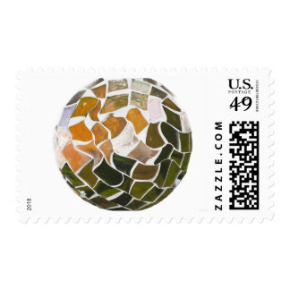 """Fire Ball"" - Postage"