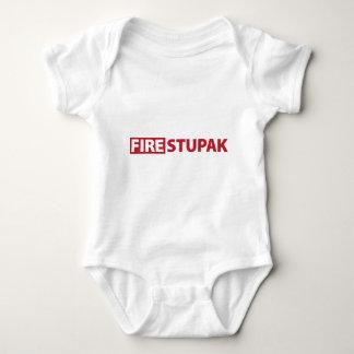 Fire Bart Stupak Baby Bodysuit