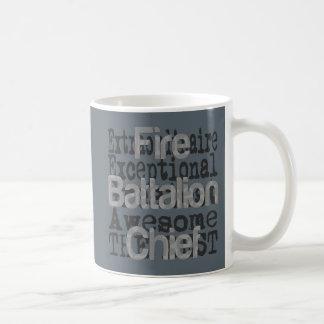 Fire Battalion Chief Extraordinaire Coffee Mug