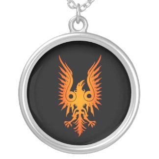 Fire Bird Necklace