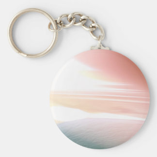 Fire Blur Keychain