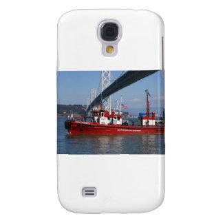 Fire Boat One - San Francisco Galaxy S4 Case