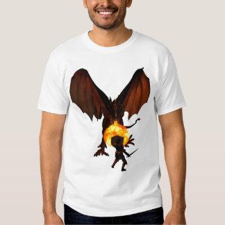 Fire Breath Tee Shirt