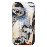 fire breathe iPhone 4 cover
