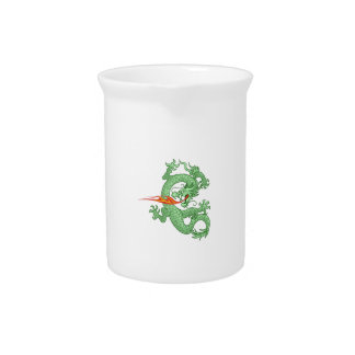 FIRE BREATHING DRAGON DRINK PITCHER