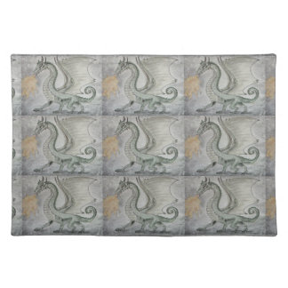 Fire Breathing Dragon Placemat