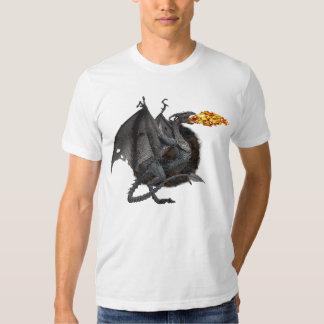 Fire-Breathing Dragon T Shirt
