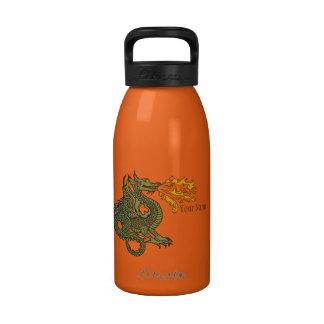 Fire Breathing Dragon Drinking Bottles