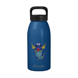 Fire Breathing Dragon Water Bottle