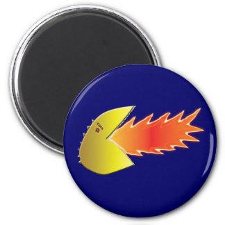 Fire-Breathing Head Magnet