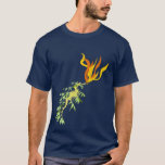 Fire Breathing Sea Dragon T-Shirt