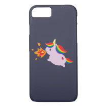 Fire-Breathing Unicorn iPhone 7 Case