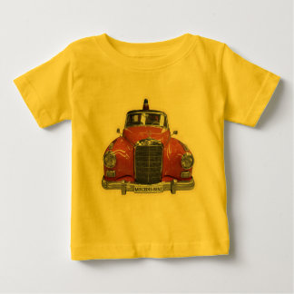 Fire-brigade Mercedes-Benz Baby T-Shirt