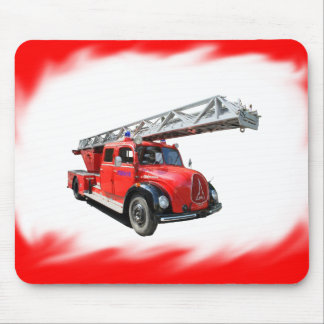 Fire-brigade Mousepad