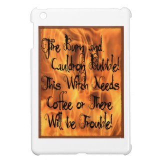 Fire Burn iPad Mini Cases