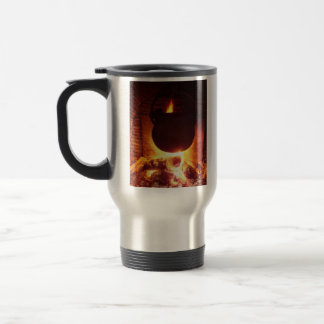 Fire Burn Travel Mug