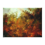 Fire by rafi talby canvas prints