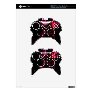 Fire Candy Xbox 360 Controller Skins