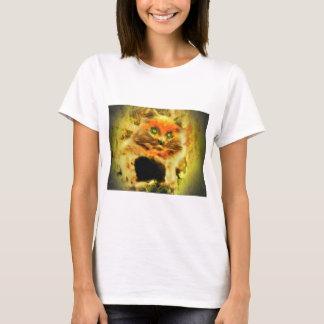 Fire Cat T-Shirt